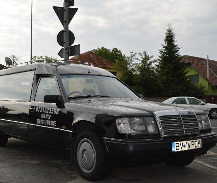 masina funerara Brasov